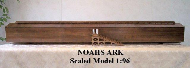 Scaled Noahs Ark Model