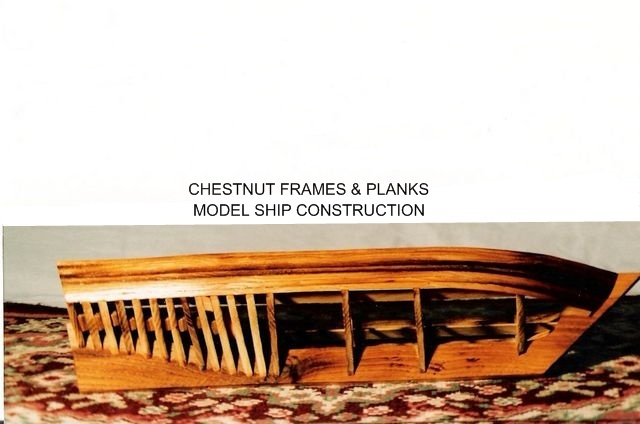 MODEL SHIP CONSTRUCTION