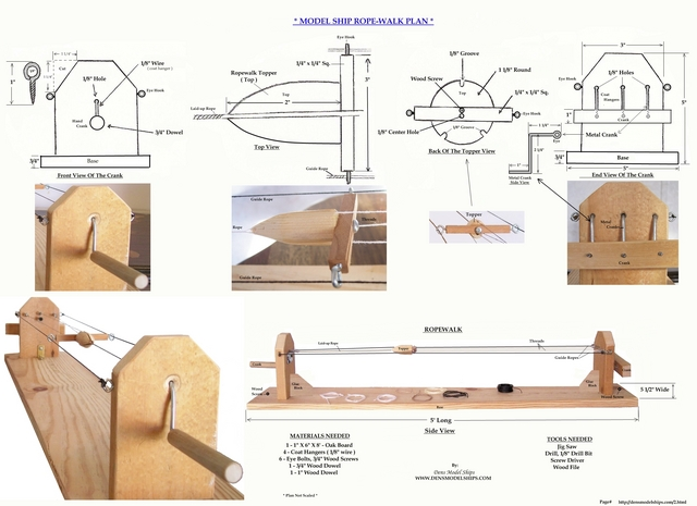 Useful Sailboat model plans ~ Mark william